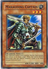 Marauding Captain - SDWS-EN007 - Common - 1st Edition