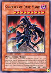 Sorcerer of Dark Magic - MOV-EN002 - Common - Limited Edition