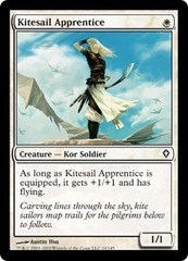 Kitesail Apprentice on Channel Fireball