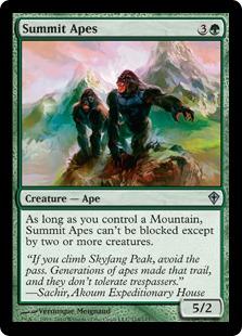 Summit Apes