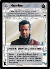 Captain Panaka - Rare
