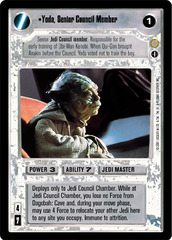 Yoda, Senior Council Member (AI)