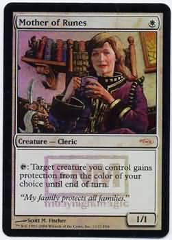 Mother of Runes - Foil FNM 2004