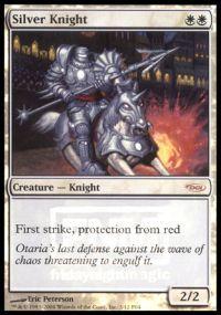 Silver Knight - Foil FNM 2004