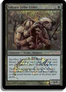 Sakura-Tribe Elder (European JSS Foil - E06)
