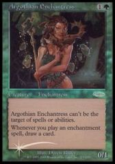 Argothian Enchantress - Foil DCI Judge Promo on Channel Fireball