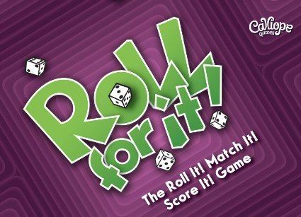 Roll For It! - Purple Edition
