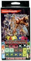Dungeons and Dragons Dice Masters: Battle for Faerun Starter Set © 2015 150211