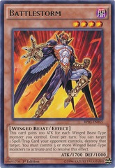 Battlestorm - BP03-EN055 - Rare - 1st Edition