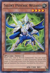 Silent Psychic Wizard - BP03-EN084 - Rare - 1st Edition
