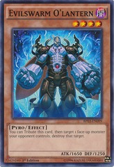Evilswarm O'lantern - BP03-EN099 - Common - 1st Edition