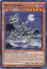 Skelesaurus - BP03-EN108 - Rare - 1st Edition