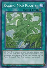 Raging Mad Plants - BP03-EN165 - Common - 1st Edition