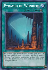 Pyramid of Wonders - BP03-EN168 - Common - 1st Edition