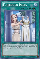 Forbidden Dress - BP03-EN180 - Common - 1st Edition