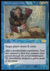 Stroke of Genius (Judge Foil)