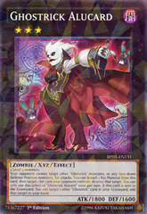 Ghostrick Alucard - BP03-EN131 - Shatterfoil - 1st Edition on Channel Fireball