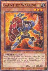 Gauntlet Warrior - BP03-EN070 - Shatterfoil - 1st Edition