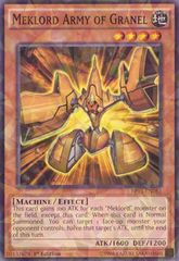 Meklord Army of Granel - BP03-EN083 - Shatterfoil - 1st Edition