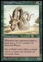 Dirtcowl Wurm