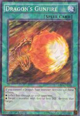 Dragon's Gunfire - BP03-EN141 - Shatterfoil - 1st Edition