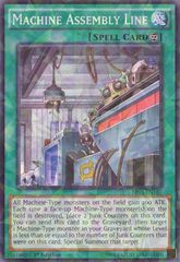 Machine Assembly Line - BP03-EN167 - Shatterfoil - 1st Edition