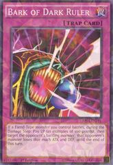 Bark of Dark Ruler - BP03-EN191 - Shatterfoil - 1st Edition