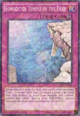 Forgotten Temple of the Deep - BP03-EN216 - Shatterfoil - 1st Edition