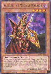 Breaker the Magical Warrior - BP03-EN005 - Shatterfoil - 1st Edition