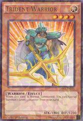 Trident Warrior - BP03-EN075 - Shatterfoil - 1st Edition