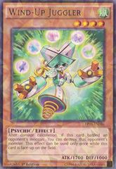 Wind-Up Juggler - BP03-EN086 - Shatterfoil - 1st Edition