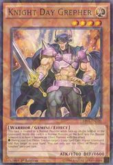 Knight Day Grepher - BP03-EN109 - Shatterfoil - 1st Edition