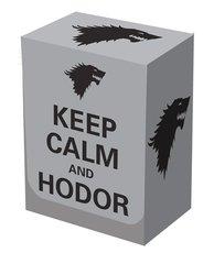 Keep Calm and Hodor Deck Box (Legion)