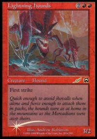 Lightning Hounds - Book Promos