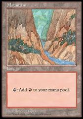 Mountain - APAC Set 2 (Blue Pack)