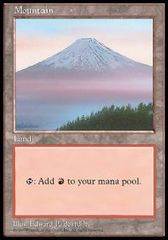 Mountain - (Clear Pack) - Beard Jr