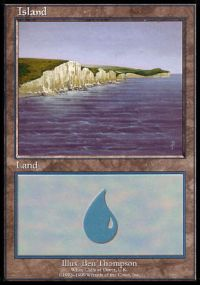 Island - Euro Set 3 (White Cliffs of Dover, UK)