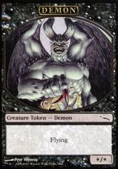 Demon Token - Mirrodin Player Rewards