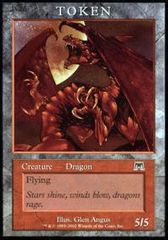 Dragon - 2002 Token - Player Rewards Promo