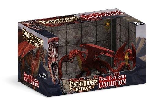 Red Dragon Evolution Box Set