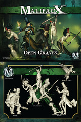 Open Graves - Nicodem Box Set
