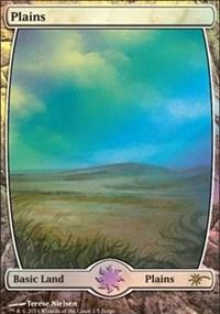 Plains - Full Art - Foil DCI Judge Promo
