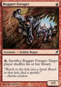Boggart Forager