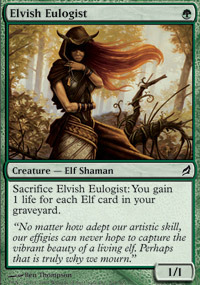Elvish Eulogist