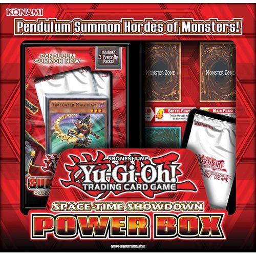 Yu-Gi-Oh Super Starter: Space-Time Showdown Power Box
