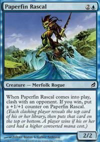 Paperfin Rascal