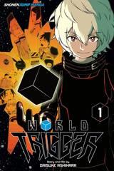 World Trigger Graphic Novel Vol 01