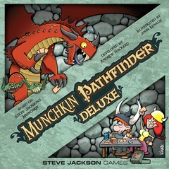 Munchkin Pathfinder - Deluxe Edition