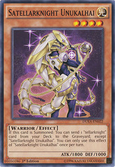 Satellarknight Unukalhai - DUEA-EN022 - Common - 1st Edition