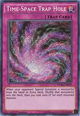 Time-Space Trap Hole - DUEA-EN079 - Secret Rare